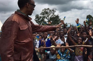 Kagame UPs HeForShe Commitment to 500,000 Champions