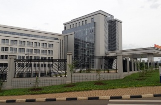 China Hands over $27 M Administrative Office Complex to Rwanda