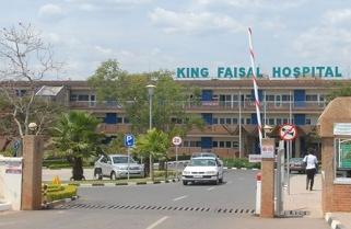Angolans Takeover King Faisal Hospital