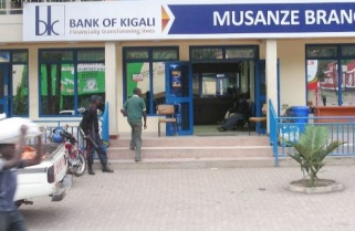 Bank of Kigali Net Profit Rises by 2.9%