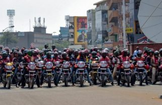 Borders, Shops Closed, Motorcycles Banned and Movements Limited