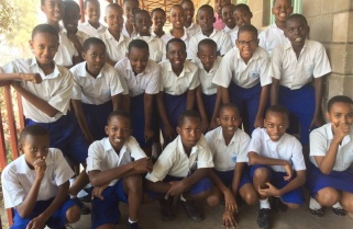 Rwanda, from Barefeet to Smart Pupils