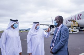 COVID-19: Qatar Support to Rwanda Timely – Dr. Ngamije