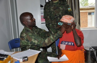 RDF Restores Sight for Hundreds of Patients in one Month