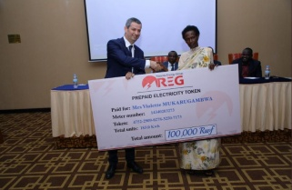 Rwanda Celebrates One Million On-Grid Connections