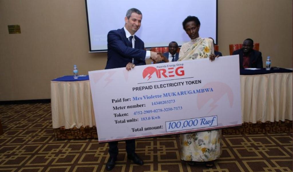 Rwanda Celebrates One Million On-Grid Connections