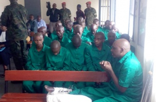 Military Court Has the Jurisdiction to Try 25 RNC Militias –Judges