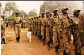 Gen Kabarebe Demystifies the Story of the White Sheep that Accompanied RPF Inkotanyi
