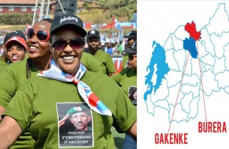 "Kagame Takes Campaign to Region with RPF ""Special Pact"""