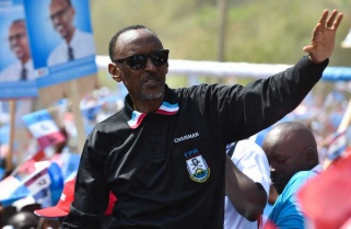 RPF Candidate Paul Kagame Rally in Gakenke District / 31 July 2017