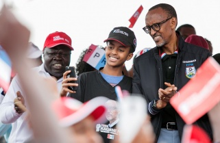 RPF Candidate Paul Kagame Rally in Nyabihu District | 26 July 2017