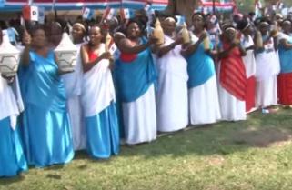 RPF Rally in Bugarama-Rusizi District