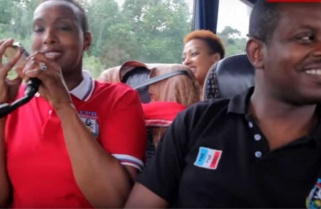 Netherlands: RPF Members Campaign for Kagame