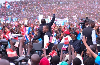 RPF Candidate Paul Kagame Rally in Rubavu District / 26 July 2017