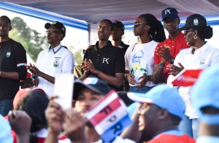 RPF Candidate Paul Kagame Rally in Gihundwe Sector/ Rusizi District / 28 July 2017