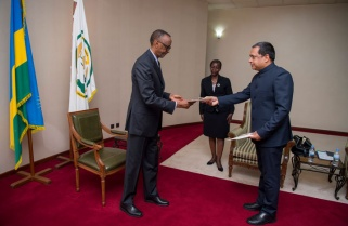 More China, India Companies to Flock into Rwanda After Kagame Visit