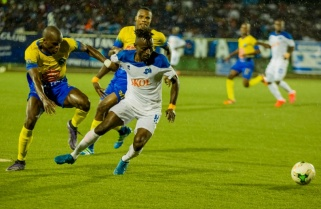 CAF CC: Rayon Sports thrash Costa do Sol to Edge Closer to Group Stage
