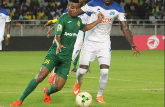 Rayon Sports Held by Young Africans in CAF Confed Tie