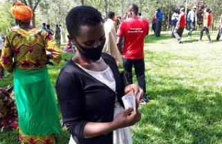 Red Cross Contributes to Rwanda's Covid-19 Economic Recovery Effort