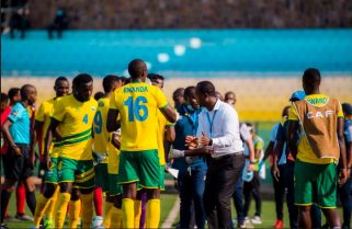 Afcon 2021 Qualifiers: Mashami Challenges Players to Make History