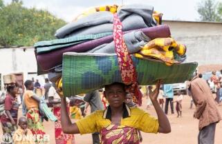 Number of Refugees in Rwanda Declines by 20,000 People