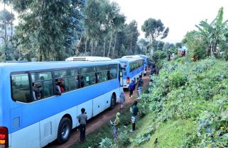 Rwanda Relocates Congolese Refugees to Safe Areas