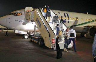Fourth Batch of Refugees Evacuated from Libya Arrives in Rwanda