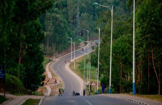 World Bank Roads Project Changes Business Environment in Muhanga City