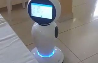 Enter Robots: Rwanda to Use Robots to Tackle COVID-19