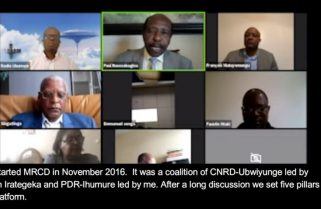 How Was Terror Outfit FLN Born? Rusesabagina Explains in Previously Deleted Video