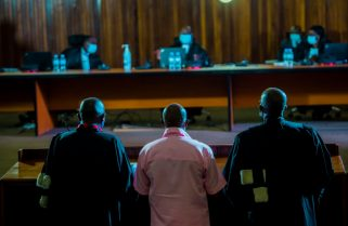 Ruling in the Trial of Rusesabagina and Co. Due In One Month