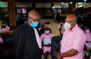 Rusesabagina Has Access to All Basic Needs -RCS