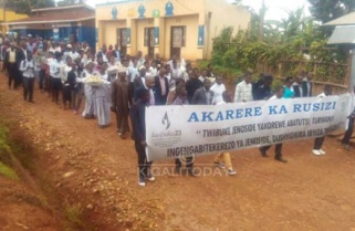 Neighbour Threatens to 'Finish off' Mother of Genocide Survivors Child #Kwibuka23