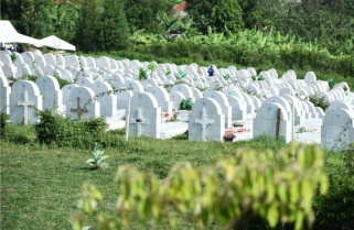 Rwanda's Biggest Cemetery Fills Up 12 Years Earlier