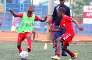 World Cup Dream Alive for Two Young Rwandan Ambassadors