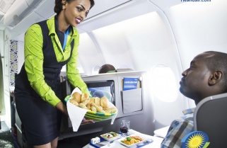 RwandAir Ranked Among Top Ten Improved Airlines Globally