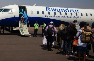 Rwandair Schedules Two Repatriation Flights from UK