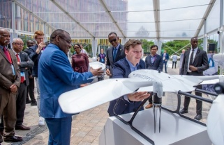 Rwanda Drone Operations' Academy Due Next Year