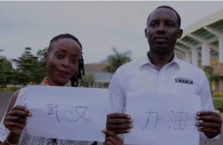 Rwanda-China Alumni Comforts Chinese People Over Coronavirus