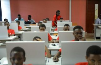 Rwanda Coding Academy Provides the First Solution