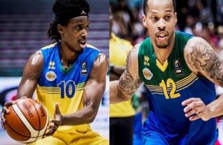 Rwanda's Five Pros to Miss FIBA WC Africa Qualifiers