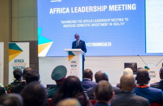 Kagame, Nyusi Call for Stronger Health Systems,  Resources to End HIV/AIDS