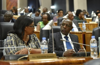 Third Parliament Holds Last Session