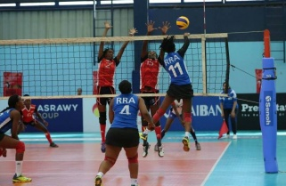 African Club Champs: RRA Storm Quarter Final Round