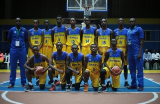 Rwanda U16 Boys Hoops On Verge of Sealing Continental Slot