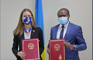 US Commits $ 643.8M to Rwanda's Vision of Self Reliance