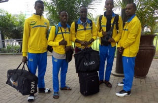 Rwanda Seek Medals at World Taekwondo Championships in Manchester