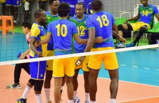 Rwanda Men's Volleyball Team Eye All Africa Games Slot