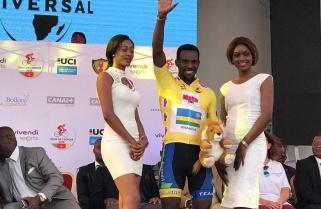 Tour de l'Espoir: Areruya Grabs Yellow Jersey