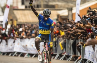 Rwandan Mugisha Claims Final Stage of Tour de l'Espoir